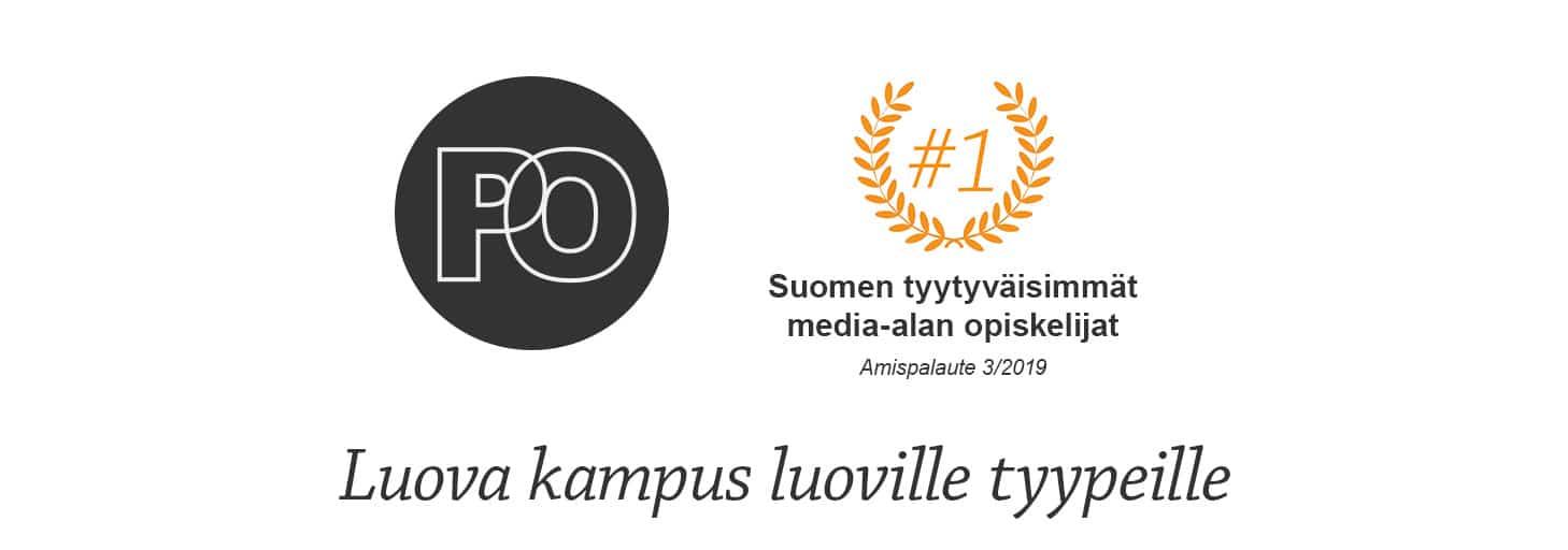 Paasikivi-Opistossa oli amispalautteen mukaan Suomen tyytyväisimmät media-alan opiskelijat. Kyselyn tulokset julkistettiin maaliskuussa 2019.